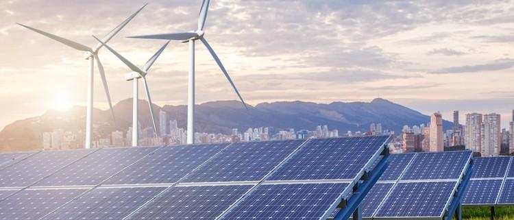 le boom des énergies renouvelables