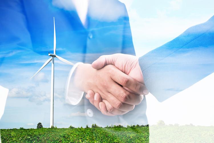 énergies vertes créatrices d'emploi