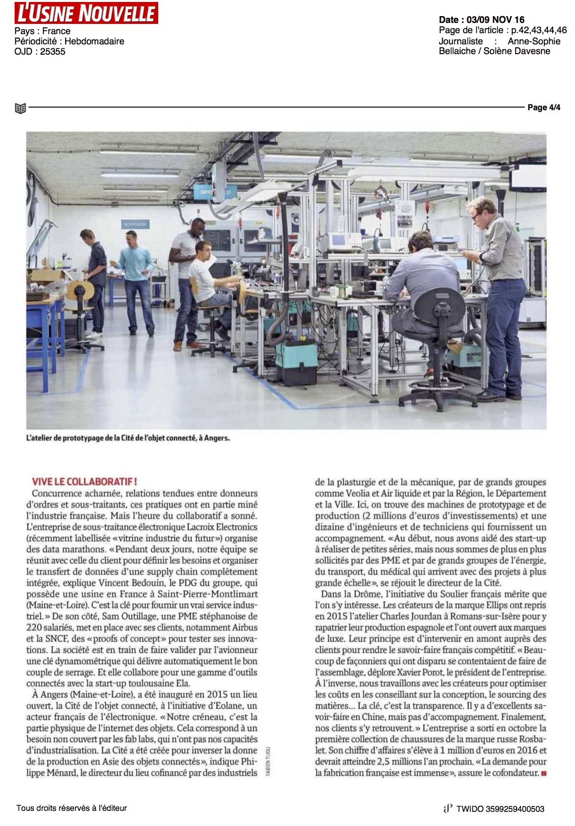 usine nouvelle page 4